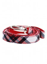 Urban Pup Plaid Lead