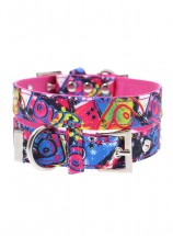 Urban Pup Grafitti Collar