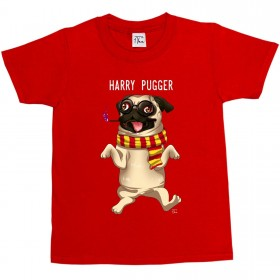 Child's Harry Pugger T-Shirt (Available in 4 colours)