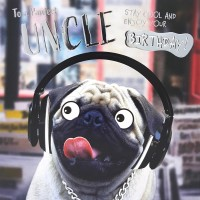 Pug Uncle Birthday Card