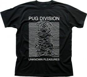 Pug Division Unisex T Shirt