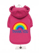Thank You Rainbow NHS  Hoodie (Available in 7 colours)