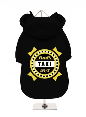Dad's Taxi  Unisex Hoodie  (Available in 2 colours)