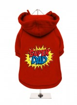 Super Dad Pow Hoodie (Available in 4 colours)