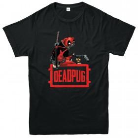 Kids Unisex Deadpug T Shirt