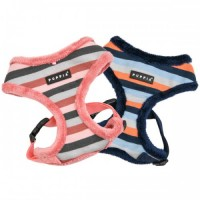 Puppia Fleece Lined Bryson Harness (Available in 2 colours)
