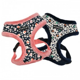 Puppia Fleece Lined Elyse Fleece Harness (Available in 2 colours)
