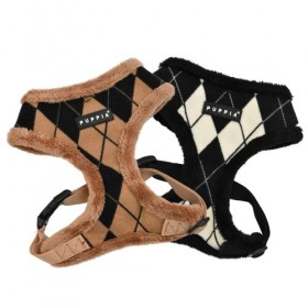 Puppia Fleece Lined Jayden Harness (Available in 2 colours)