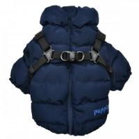 Puppia Navy Jumper Coat