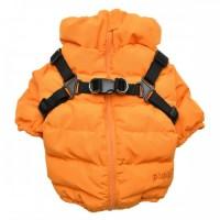 Puppia Orange  Jumper Coat