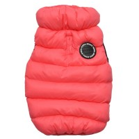 Puppia Pink Thermal Vest