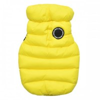 Puppia Yellow Thermal Vest
