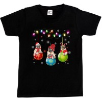 Cute Kids Christmas Unisex T Shirt