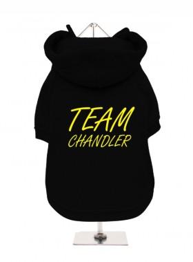 Team Chandler Friends Fleece Lined Hoodie