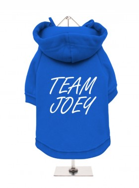 Team Joey Friends Fleece Lined Hoodie
