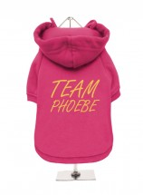 Team Phoebe Friends Fleece Lined Hoodie