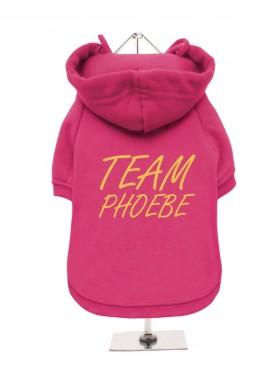 Team Phoebe Friends Fleece Lined Hoodie