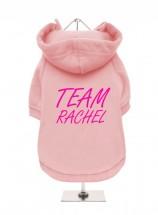 Team Rachel Friends Fleece Lined Hoodie