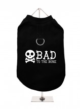 Unisex Bad To The Bone Harness T Shirt