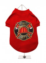 Fire Department Harness Unisex T Shirt (Available in 2 colours)
