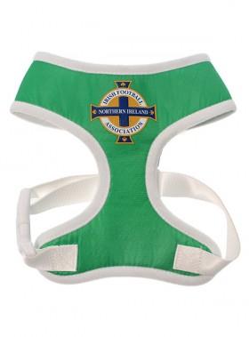 Urban Pup Unisex Northen Ireland Football Print Harness