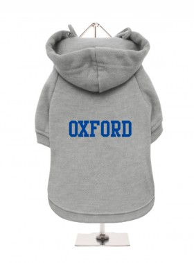 Oxford Unisex Fleece Lined Hoodie (Available in 2 colours )
