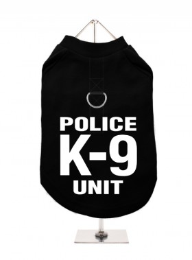 Police K9 Harness Unisex T Shirt (Available in 7 colours)