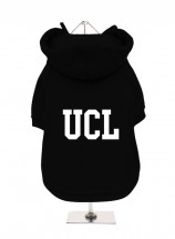 UCL Unisex Fleece Lined Hoodie (Available in 3 colours )