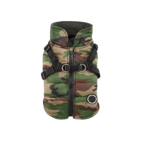 PUPPIA CAMO MOUNTAINEER COAT SIZE XL