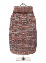 URBAN PUP UNISEX  COPPER CHUNKY SWEATER