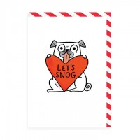Funny Gemma Correll pug Card For All New Occasions