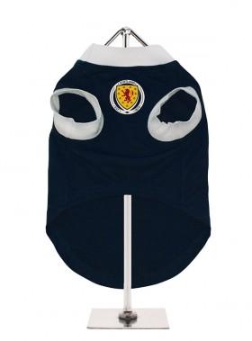 Scotland Unisex Football  Personalised  T- Shirt