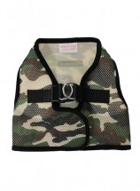 Urban Pup Camo Step In Jacket Harness