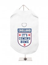 It's Coming Home England Unisex Harness T Shirt