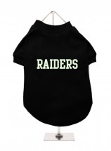 Raiders Glow In The Dark Unisex T Shirt