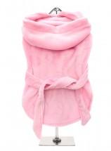 Cozy Pink Bath Robe