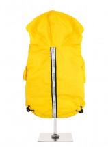 Urban Pup Yellow Windbreaker Jacket